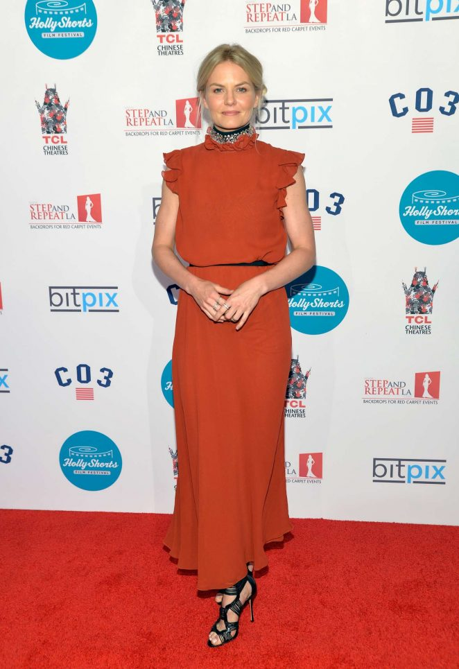 Jennifer Morrison - 12th Annual HollyShorts Opening Night Celebration in Hollywood