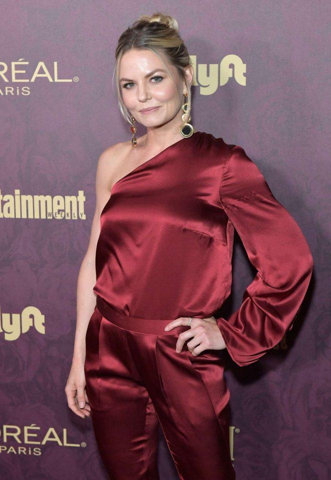 Jennifer Morrison – 2018 Entertainment Weekly Pre-Emmy Party in LA
