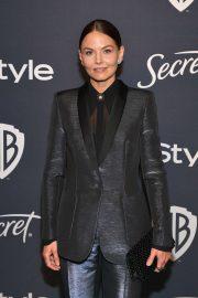 Jennifer Morrison - 2020 InStyle and Warner Bros Golden Globes Party in Beverly Hills