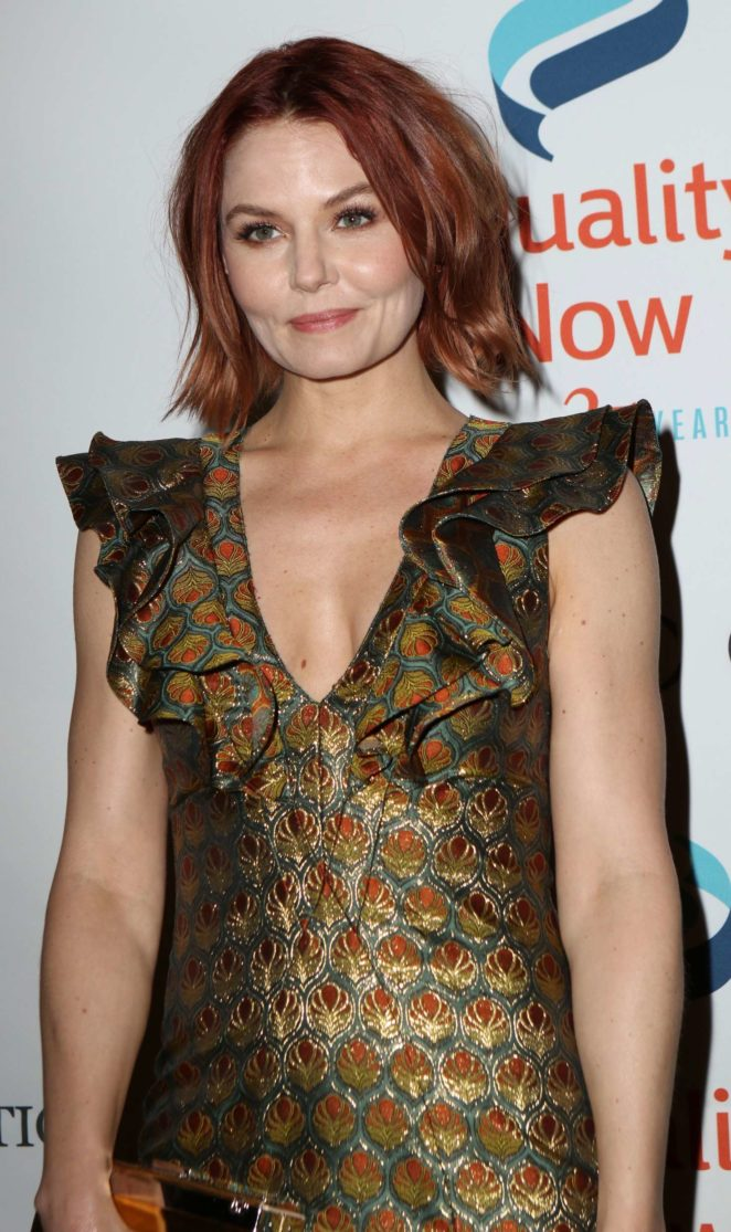 Jennifer Morrison - 25th Equality Now Anniversary 'Make Equality Reality' Gala in NYC