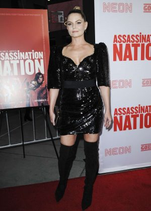 Jennifer Morrison - 'Assassination Nation' Premiere in Los Angeles