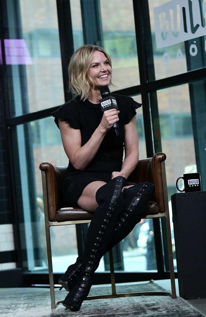 Jennifer Morrison at AOL Build Series in New York