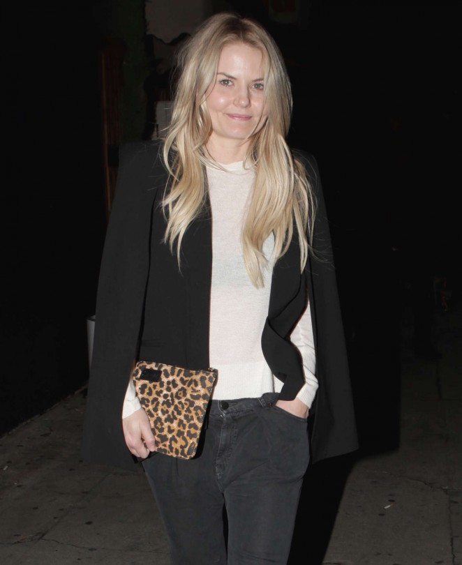 Jennifer Morrison at The Nice Guy in Los Angeles