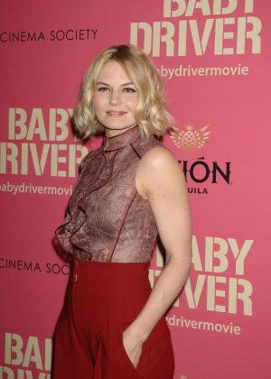 Jennifer Morrison - 'Baby Driver' Premiere in New York