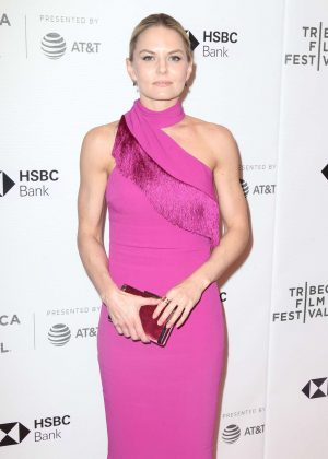 Jennifer Morrison – 'Back Roads' Premiere at 2018 Tribeca Film