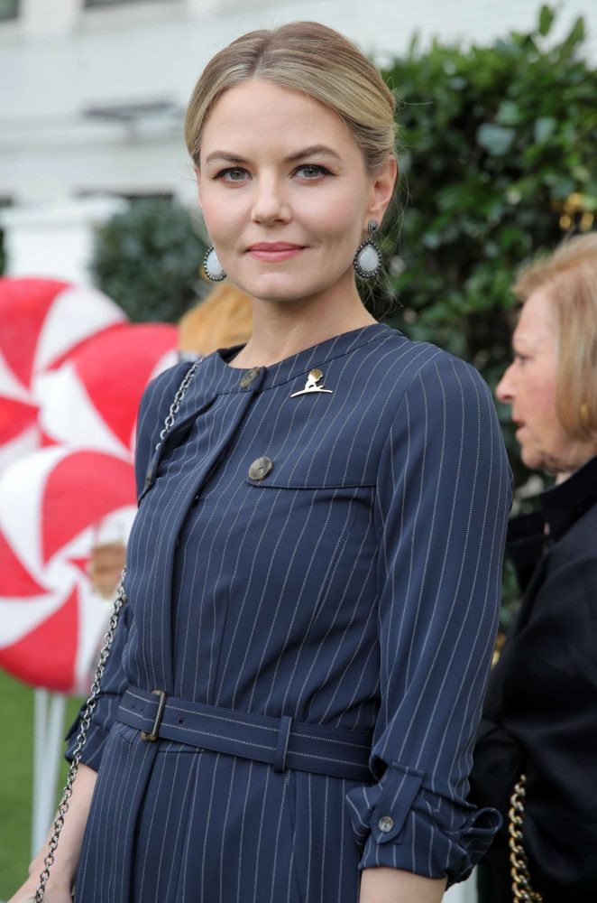 Jennifer Morrison – Brooks Brothers Annual Holiday Celebration To Benefit St. Jude in LA