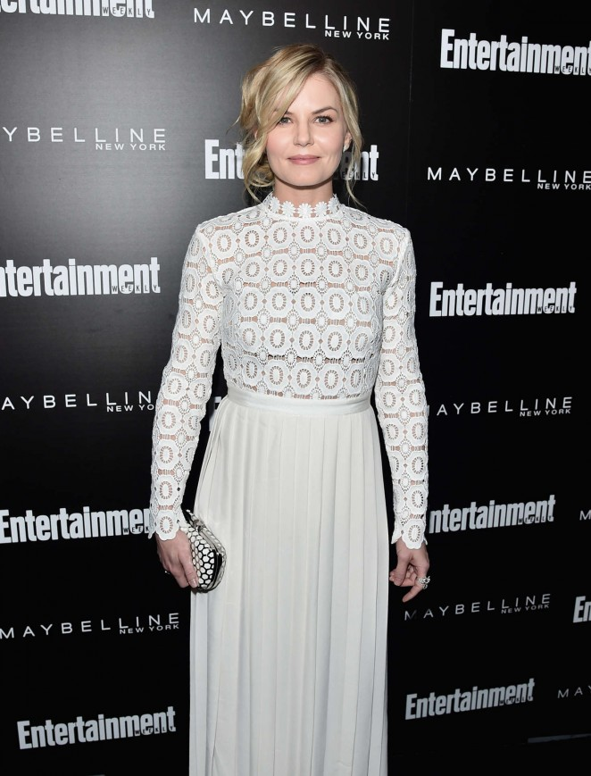 Jennifer Morrison - Entertainment Weekly's Celebration Honoring The Screen Actors Guild in LA