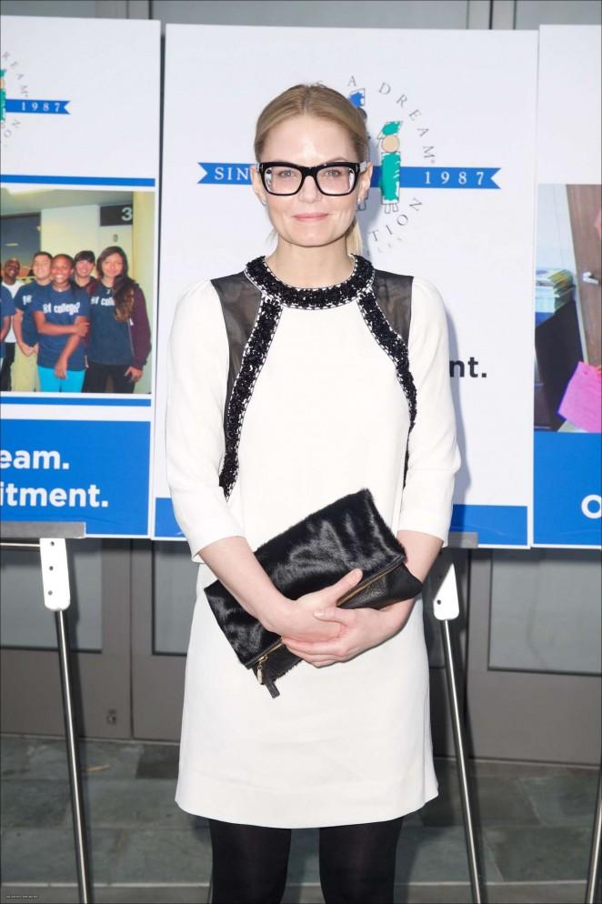 Jennifer Morrison - I Have A Dream Foundation Dreamer Dinner in LA