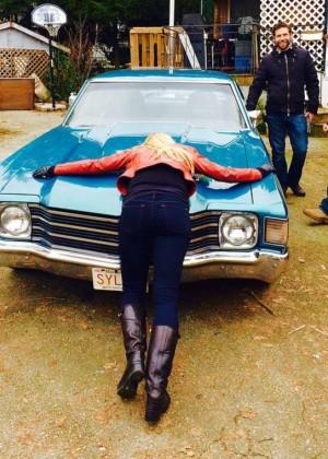Jennifer Morrison - Instagram pic
