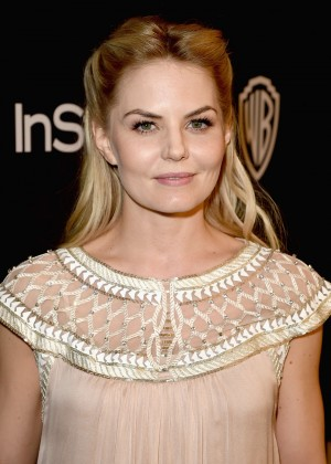 Jennifer Morrison - InStyle and Warner Bros. 2016 Golden Globe Awards Post-Party in Beverly Hills