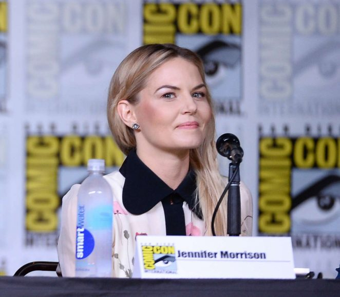 Jennifer Morrison - 'Once Upon A Time' Press Line at Comic-Con International in San Diego