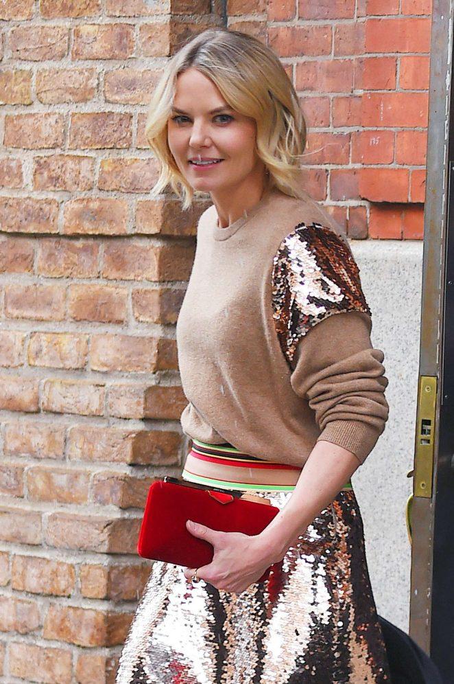 Jennifer Morrison - Out in Tribeca