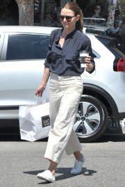 Jennifer Morrison - Seen out in Studio City