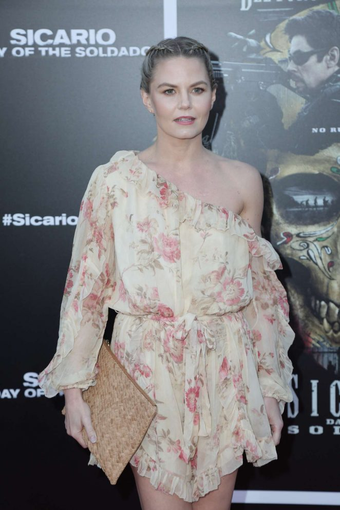 Jennifer Morrison - 'Sicario: Day of the Soldado' Premiere in Los Angeles