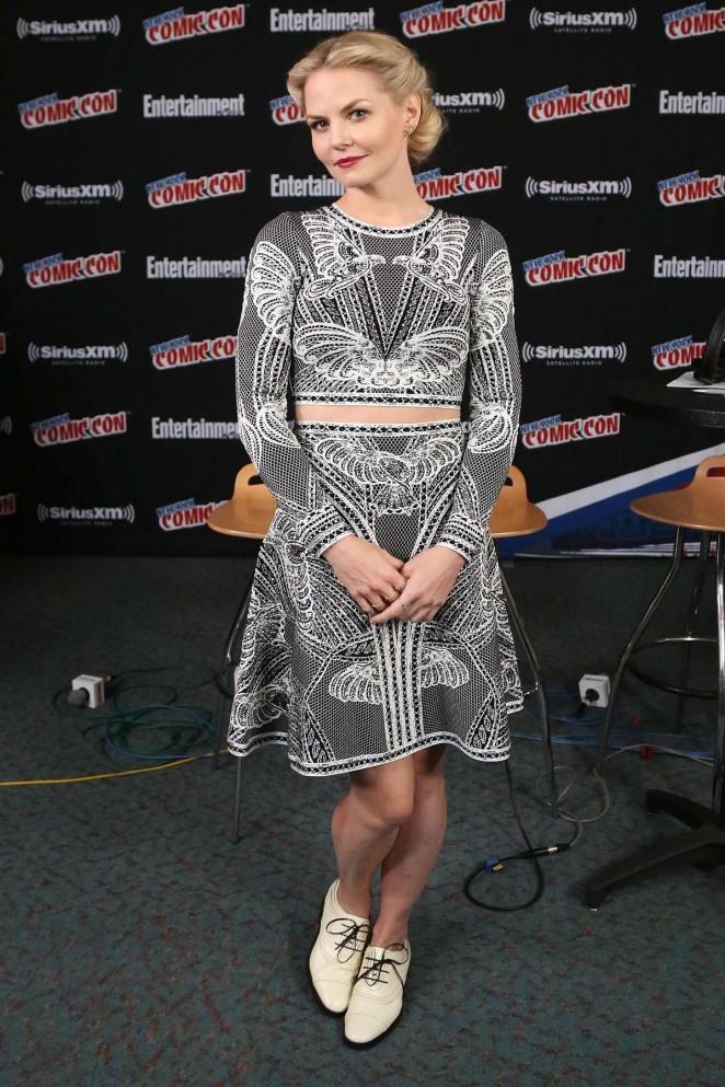 Jennifer Morrison - SiriusXM Studio at New York Comic Con
