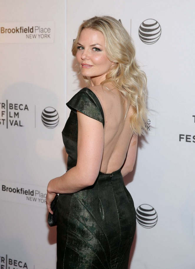 Jennifer Morrison - XX at the Interference Shorts Program Premiere in NYC