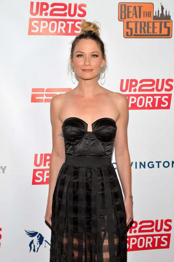 Jennifer Nettles - Up2Us Sports 2016 Gala in NYC