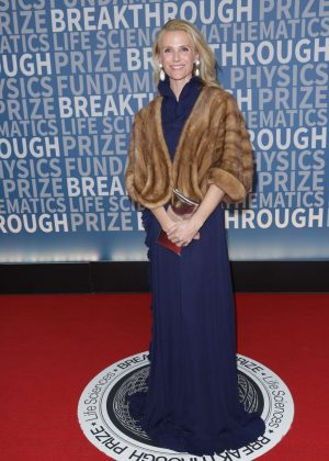 Jennifer Siebel Newsom - 5th Annual Breakthrough Prize Ceremony in Mountain View