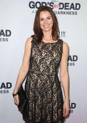 Jennifer Taylor - 'God's Not Dead: A Light in Darkness' Premiere in LA