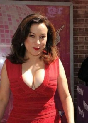 Jennifer Tilly - Leaving 'The Wendy Williams Show' in NYC
