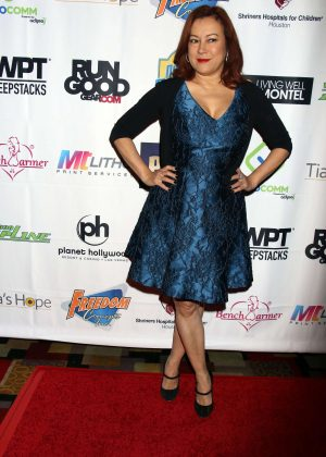 Jennifer Tilly - One Step Closer Foundation in Las Vegas
