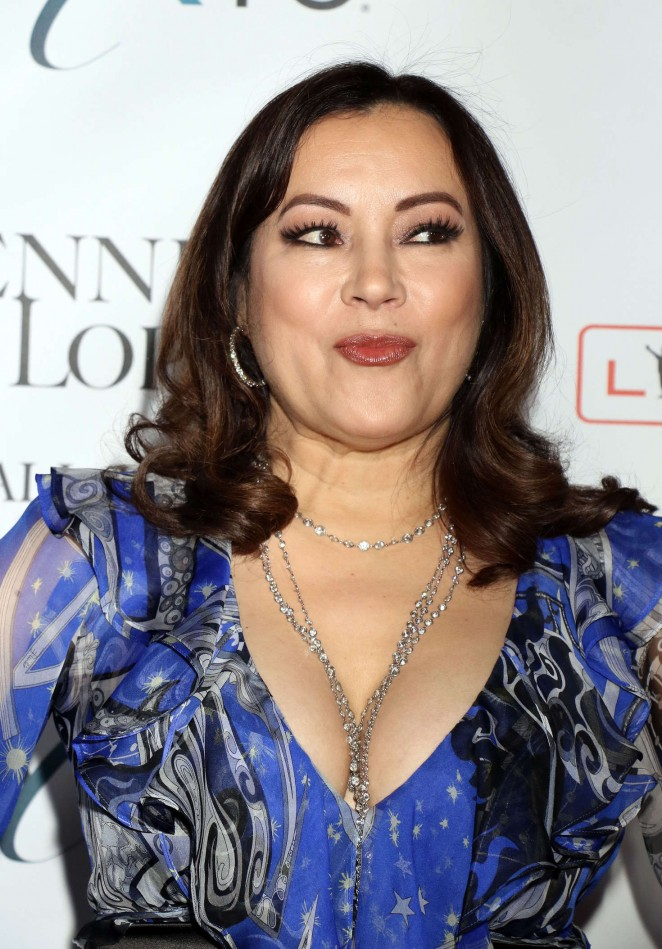 Jennifer Tilly - Opening night of Jennifer Lopez's 'All I Have' Residency in Las Vegas