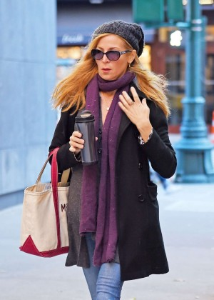 Jennifer Westfeldt in Jeans Out in Manhattan