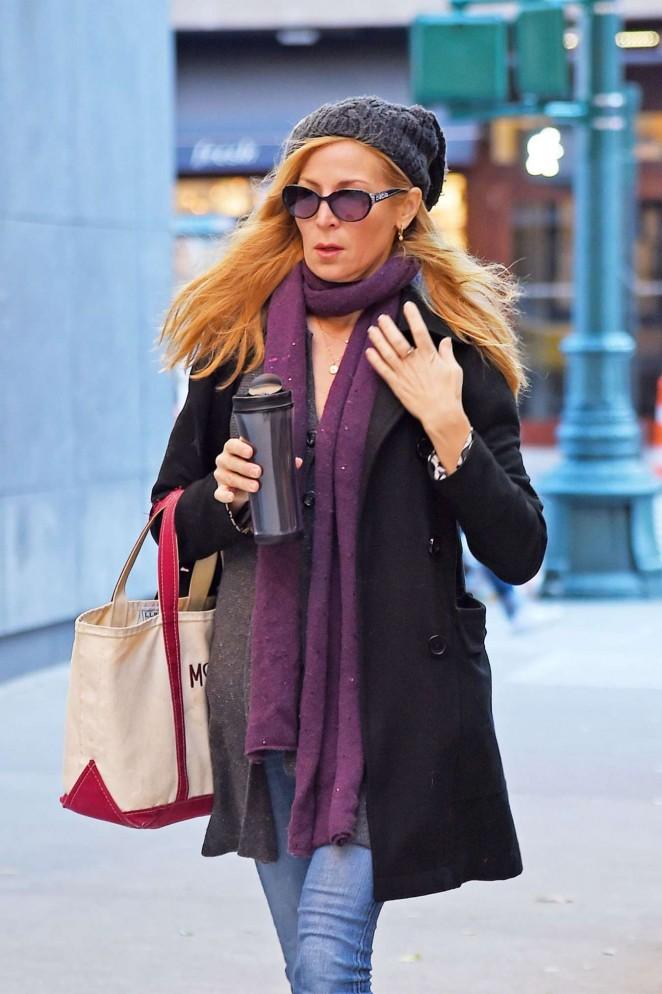 Jennifer Westfeldt in Jeans Out in Manhattan