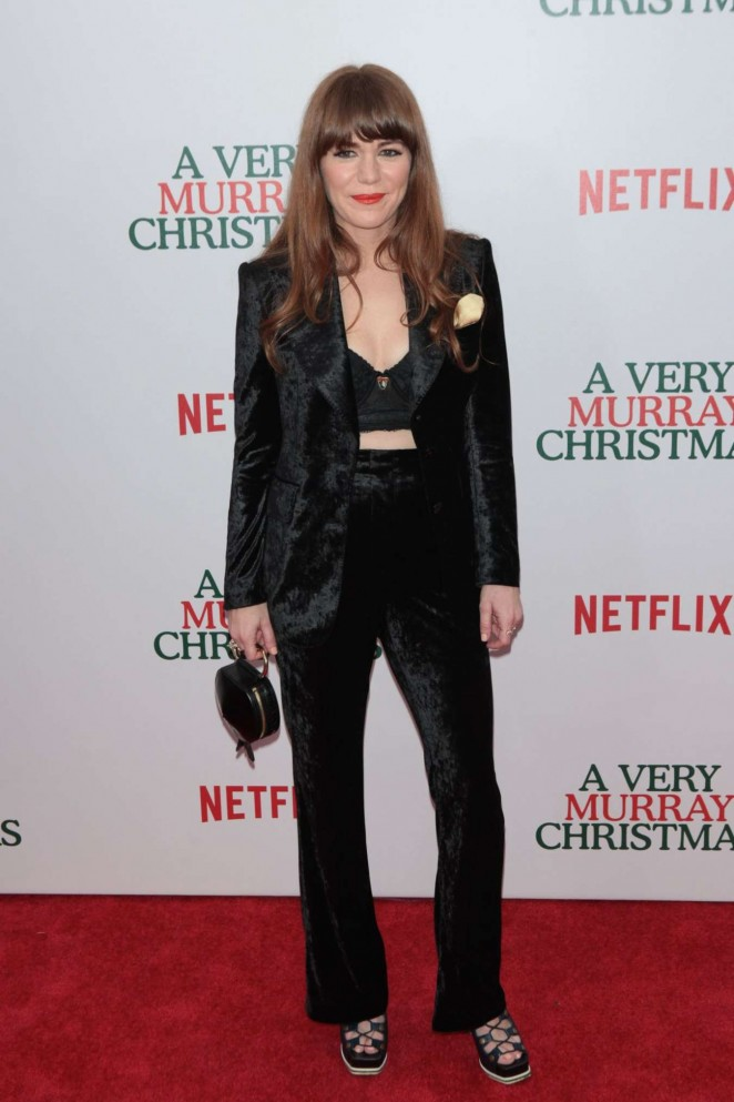 A Very Murray Christmas.Jenny Lewis Netflix Original Holiday Special A Very