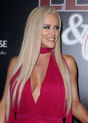 Jenny McCarthy - 14th Annual Leather & Laces Super Bowl Party in Houston