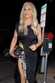 Jenny McCarthy - Arrives at Craig's in West Hollywood