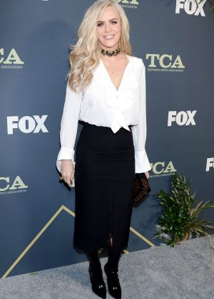 Jenny McCarthy - Fox Winter TCA 2019 in Los Angeles