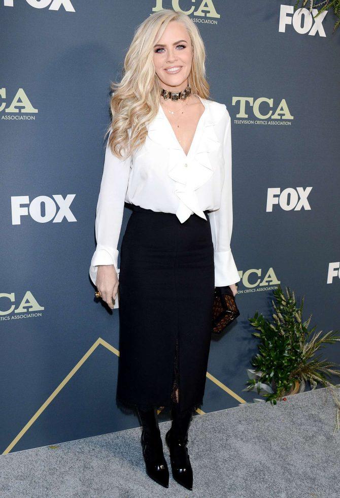 Jenny McCarthy – Fox Winter TCA 2019 in Los Angeles