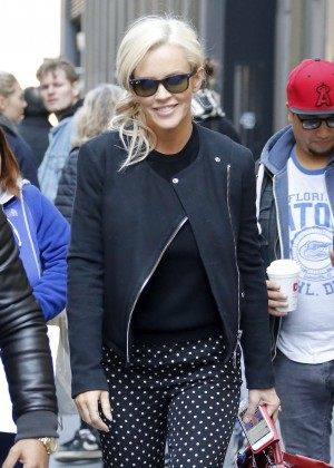 Jenny McCarthy Leaving Sirius Radio in New York