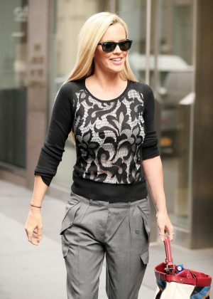 Jenny McCarthy - Leaving SiriusXM radio in New York