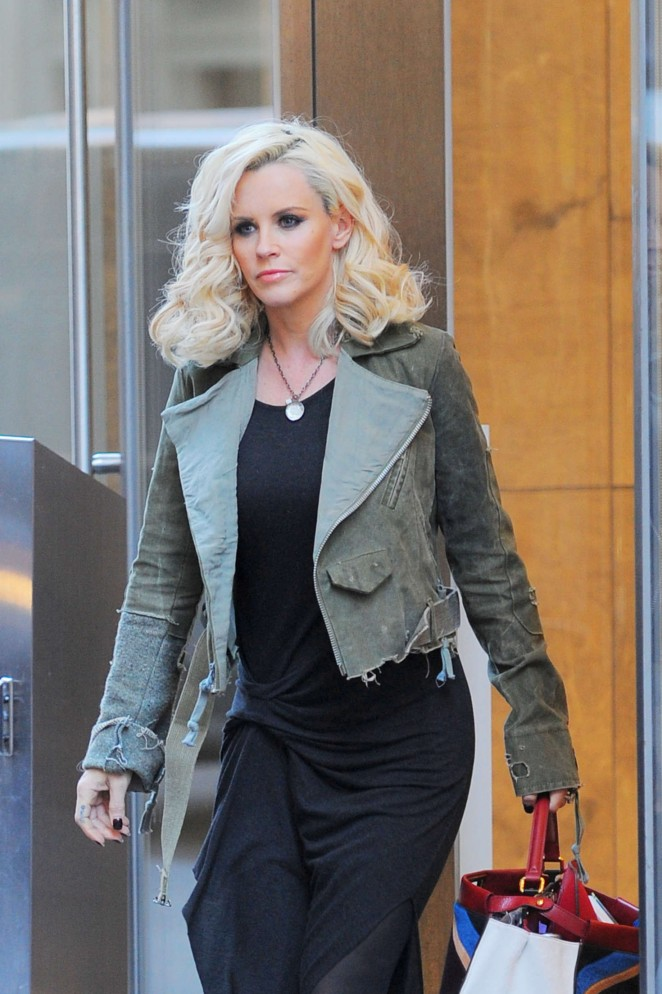 Jenny McCarthy out in Manhattan