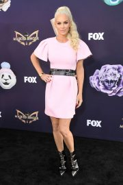 Jenny McCarthy - 'The Masked Singer' Season 2 Premiere in Beverly Hills