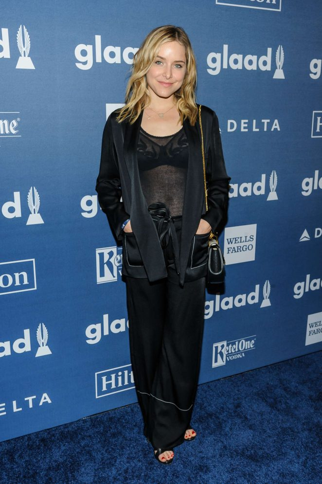 Jenny Mollen - 2016 GLAAD Media Awards in NYC