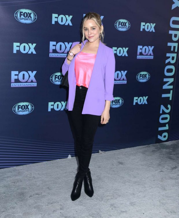 Jenny Mollen - Fox Upfront Presentation in NYC
