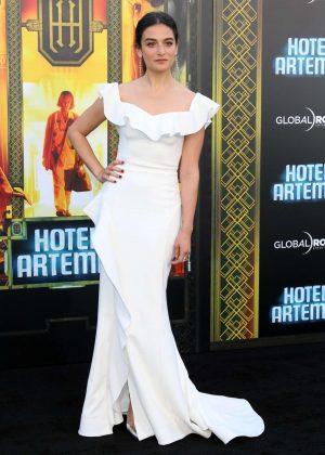 Jenny Slate - 'Hotel Artemis' Premiere in Los Angeles