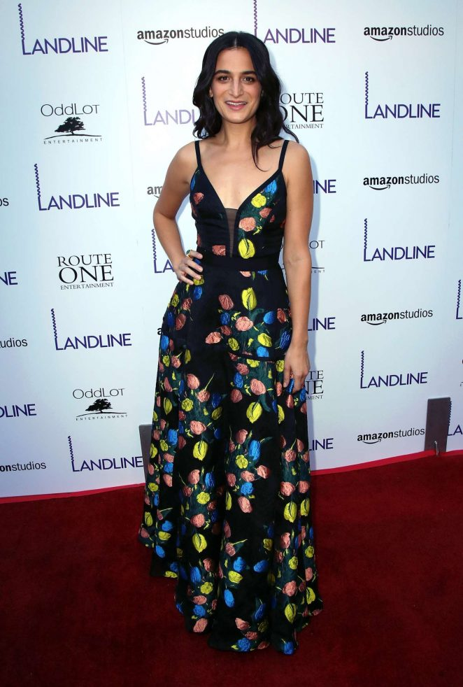 Jenny Slate - 'Landline' Premiere in Hollywood
