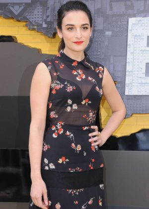 Jenny Slate - 'The Lego Batman Movie' Premiere in Westwood