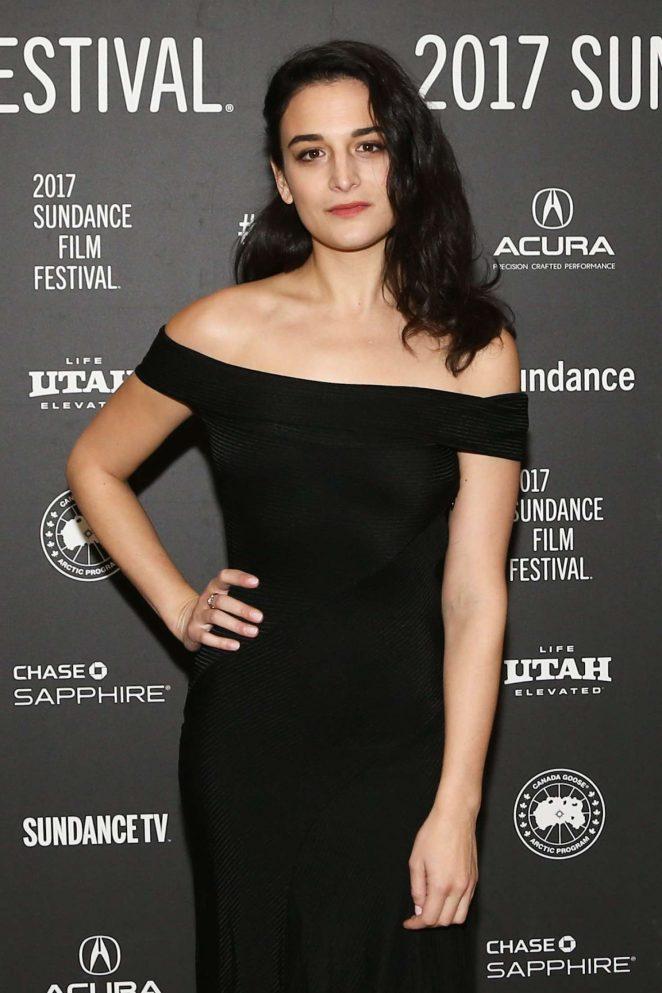 Jenny Slate - 'The Polka King' Premiere at 2017 Sundance Film Festival in Utah