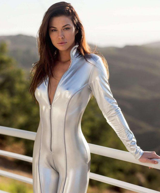 Jenny Watwood - Playboy US Magazine (March 2018)