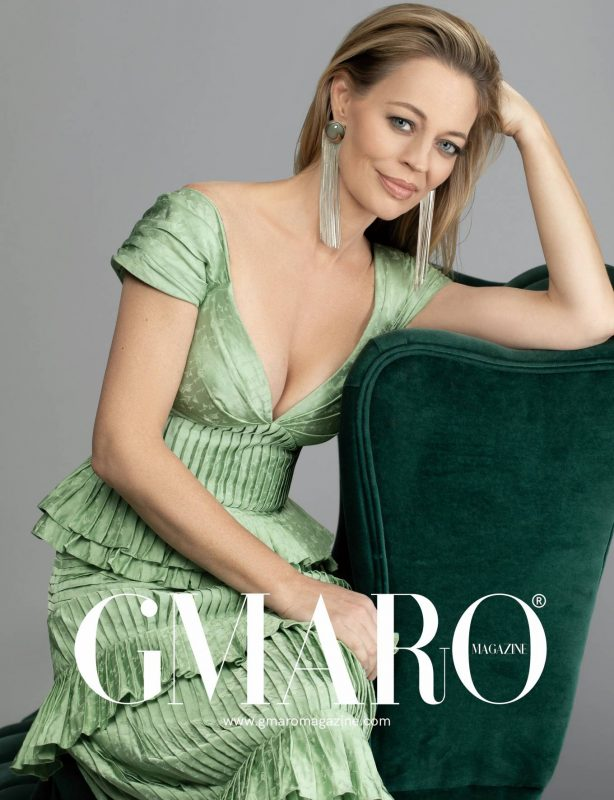 Jeri Ryan - 2020 Holly Parker Photoshoot for GMARO Magazine
