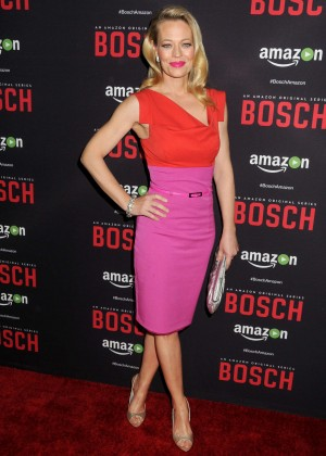 Jeri Ryan - 'Bosch' Season 2 Premiere in West Hollywood