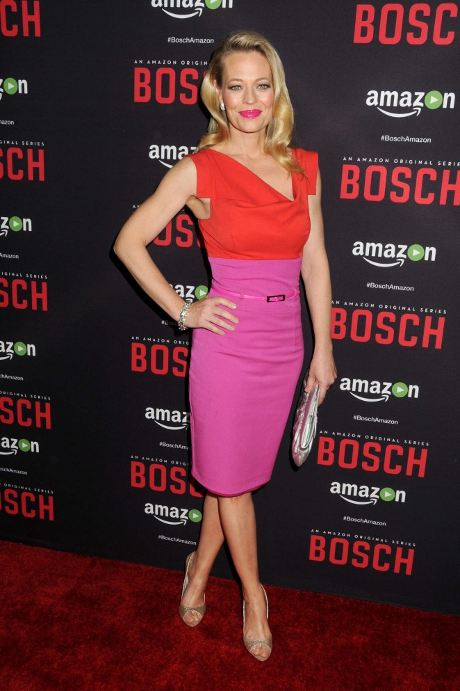 Jeri Ryan - 'Bosch' Season 2 Premiere in West Hollywood