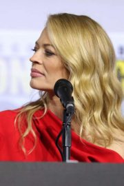 Jeri Ryan - EW 'Women Who Kick Ass' Panel at Comic Con San Diego 2019