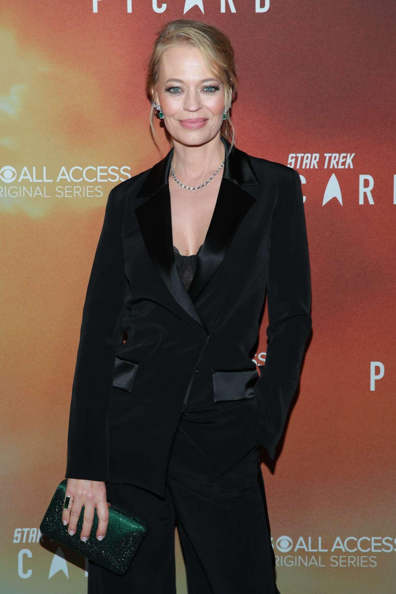 Jeri Ryan - 'Star Trek: Picard' Premiere in Hollywood
