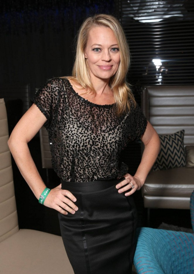 Jeri Ryan - 'Woodlawn' Afterparty at STK at the W Hotel
